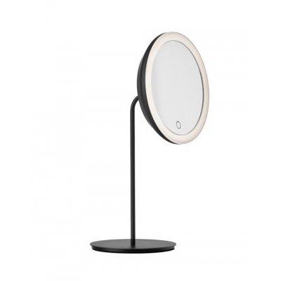 Tafelspiegel 18x34cm zwart