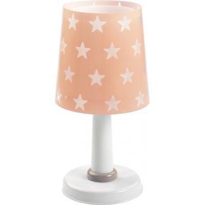 Tafellamp stars pink