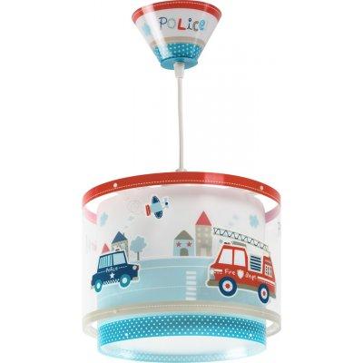 Hanglamp police