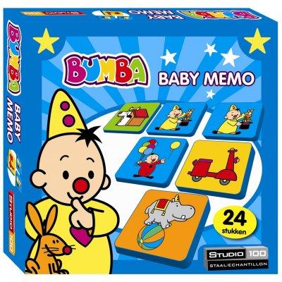 Bumba spel baby memo