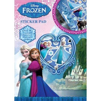 Stickerboek frozen