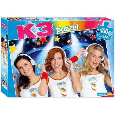 Puzzel k3 (100 stuks)