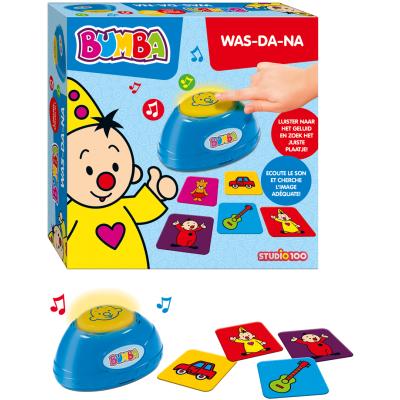 Bumba geluidenspel