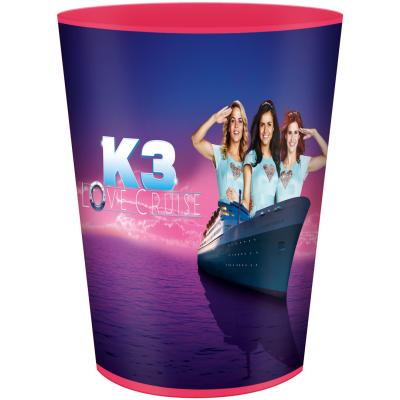 Beker k3 love cruise