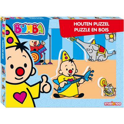 Puzzel bumba muziek