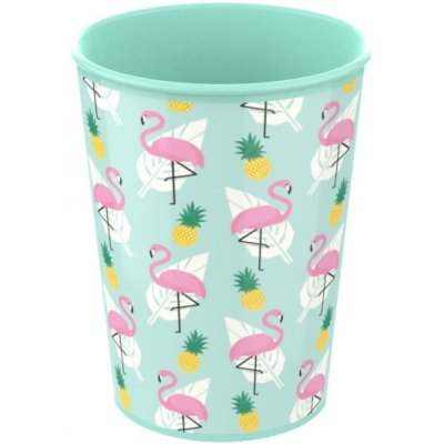Beker flamingo