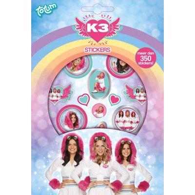 Stickerboek k3 dromen