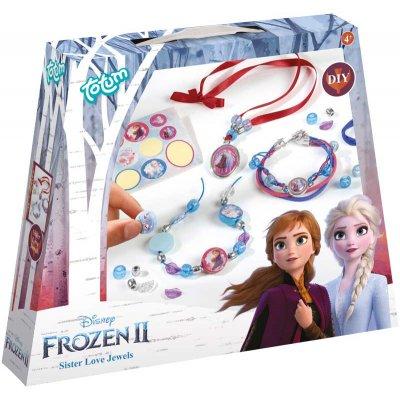 Frozen 2 sister love jewels