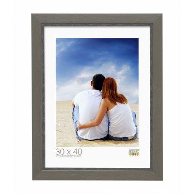 Fotokader grijs schilder 30x40cm
