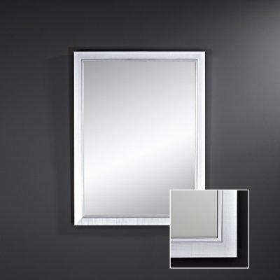 Spiegel bremen alu kleur 58x77cm
