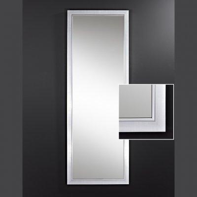 Spiegel bremen alu kleur 49x139cm