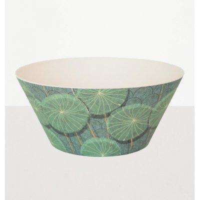 Nymphaea salad bowl bamboo multi