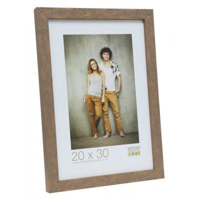 Fotok.blokprof.brons mat 30x40