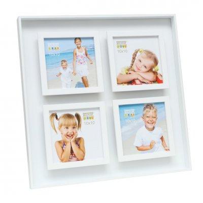 Fotokader wit (10x10)