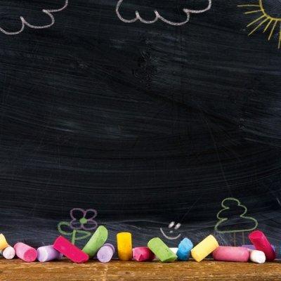 Krijtbord chalkboard class (50x50)