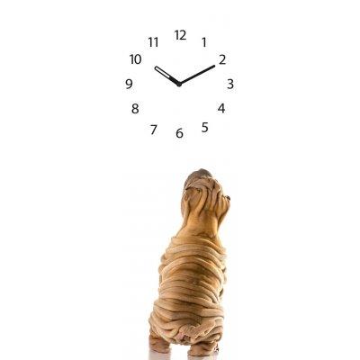 Klok hond (20x60)