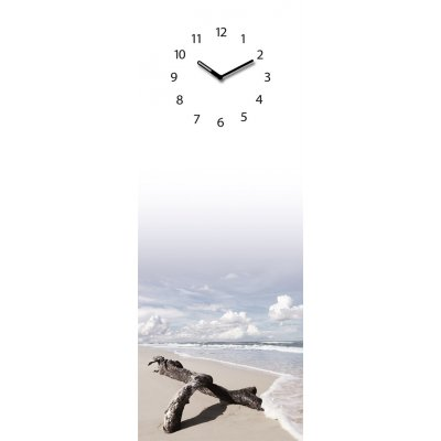Klok zeelandschap (30x80)