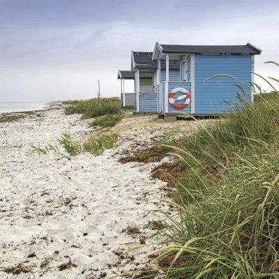 Glaskader beach house (50x50)