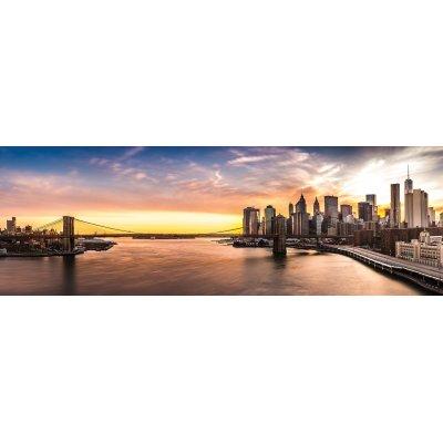 Glaskader new york city (33x98)