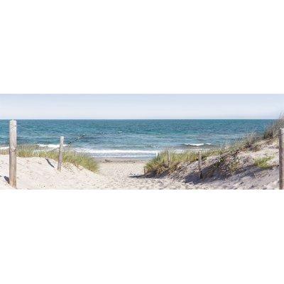 Glaskader strand (33x98)