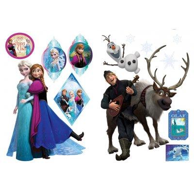 Muurstickers frozen (50x70)