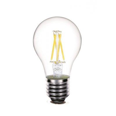 E27 led bollamp helder 4w 2700k warm wit