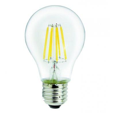 E27 led bollamp helder 6w 2700k warm wit
