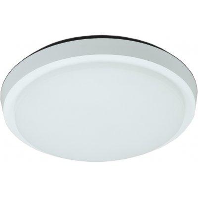 Kalis rond plafondlamp  wit incl 35w smd led