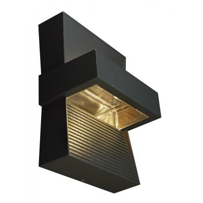 Wandlamp grafiet led
