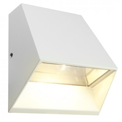 Wandlamp wit led