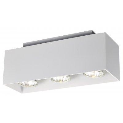 Plafondlamp kubo-3 wit (incl. led)