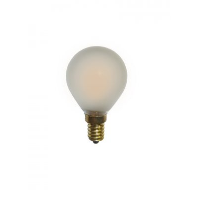 Bollamp led frosted e14 2w 2700k 8202685