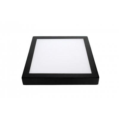 Plafondlamp zwart led