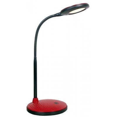 Bureaulamp rood led