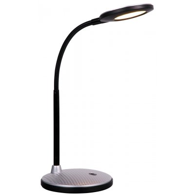 Bureaulamp index zilver (incl. led)