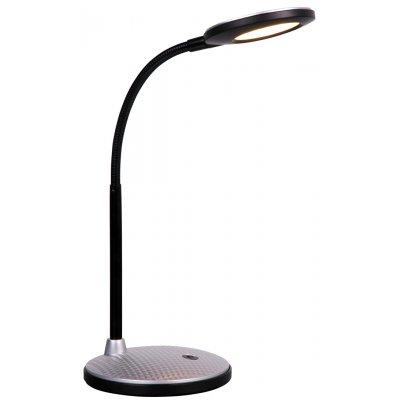 Bureaulamp zilver led