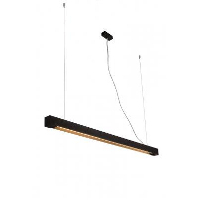 Hanglamp ergo zwart (incl. led)