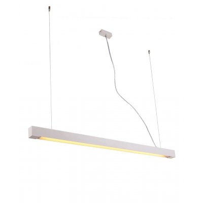 Hanglamp ergo wit (incl. led)