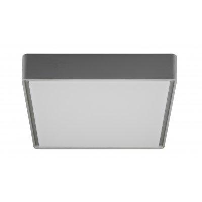 Plafondlamp led grijs