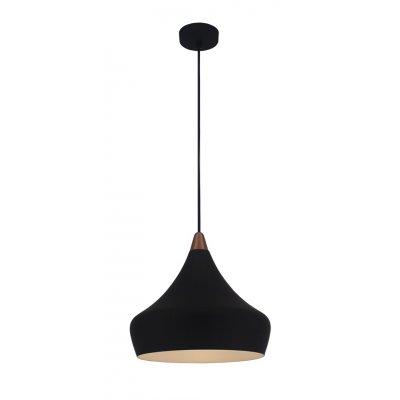 Hanglamp yara zwart/wit (excl. lamp)