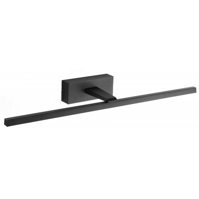 Wandlamp amur-59cm zwart (incl. led)