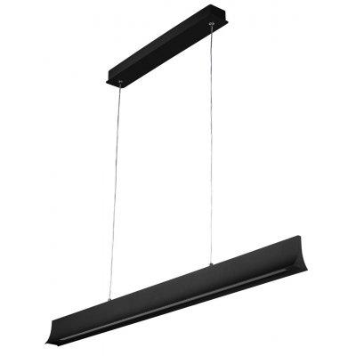 Akari pendel zwart 120x150cm
