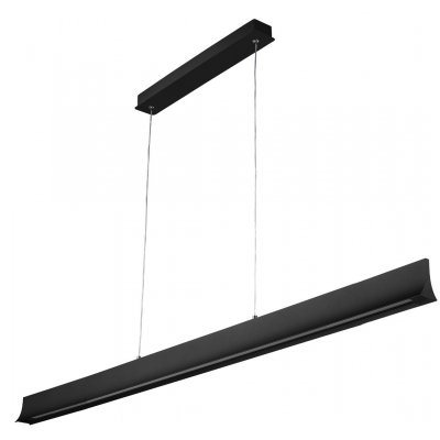 Akarai pendel zwart 180x150cm