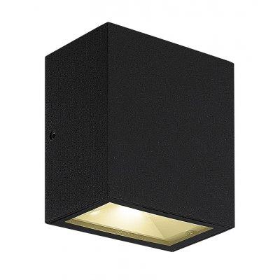 Milos wandlamp zwart