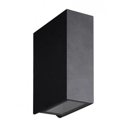 Wandlamp baku zwart (incl. led) 3434010
