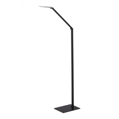Staanlamp monix zwart (incl. led)