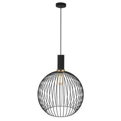 Oonah hanglamp zwart/goud 3432131