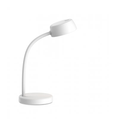Bureaulamp tosh mat wit incl led