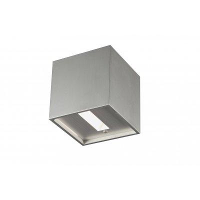 Wandlamp nemo aluminium (incl. led)