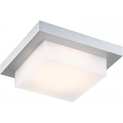 Wandlamp zilver led